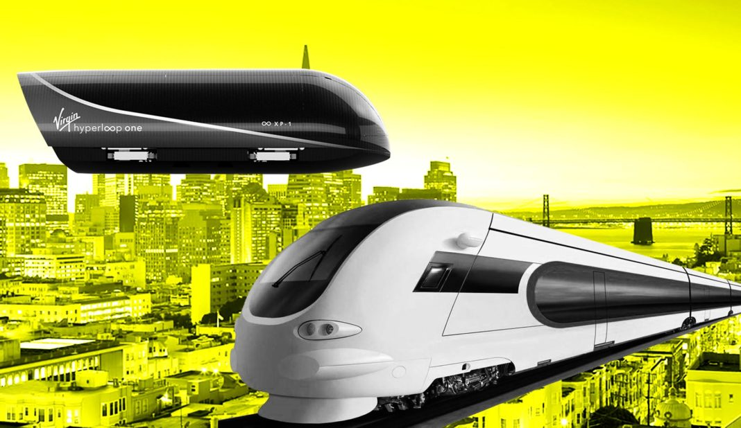 Virgin Hyperloop One vs. Shanghai Maglev: 4 Things You Didn't Know